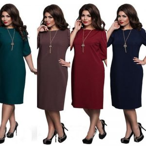 Clothesin Larger Sizes for Fashionable Women