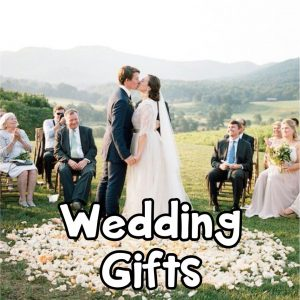 Wedding Day Presents – What Unusual Wedding Presents Would Thrill and Delight My Buddies?